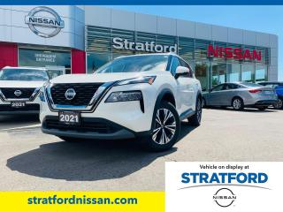 New 2021 Nissan Rogue Sv FWD for sale in Stratford, ON