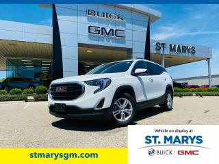 New 2021 GMC Terrain SLE AWD for sale in St. Marys, ON