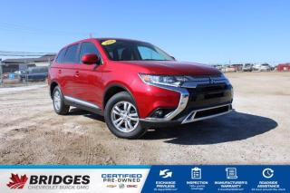 Used 2020 Mitsubishi Outlander **Heated Seats | 7-Seater | Back-up Camera** for sale in North Battleford, SK