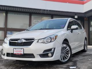 Used 2015 Subaru Impreza 2.0i Limited Package NAVI | AWD | Leather |Sunroof | Heated Seats for sale in Waterloo, ON
