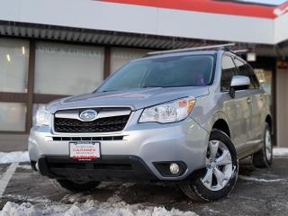 Used 2016 Subaru Forester 2.5i Convenience Package Backup Camera | Bluetooth | Heated Seats for sale in Waterloo, ON