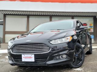 Used 2016 Ford Fusion SE NAVI | Sunroof | Backup Camera| Heated Seats for sale in Waterloo, ON
