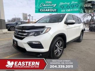 Used 2016 Honda Pilot EX-L | 1 Owner | No Accidents | Sunroof | for sale in Winnipeg, MB