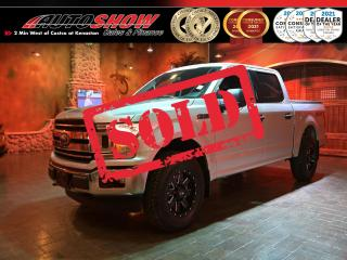 Used 2019 Ford F-150 EcoBoost 4x4 Crew!  Big Looks & Low K!! for sale in Winnipeg, MB