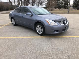 Used 2010 Nissan Altima 2.5 S Remote Start! New Tires! for sale in Winnipeg, MB