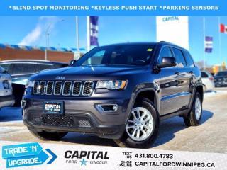 Used 2020 Jeep Grand Cherokee Laredo for sale in Winnipeg, MB