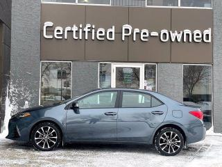 Used 2019 Toyota Corolla SE w/ SUNROOF / LED HEADLIGHTS / LOW KMS for sale in Calgary, AB