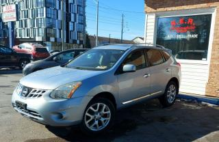 Used 2011 Nissan Rogue SV for sale in Oshawa, ON