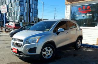 Used 2014 Chevrolet Trax LS for sale in Oshawa, ON