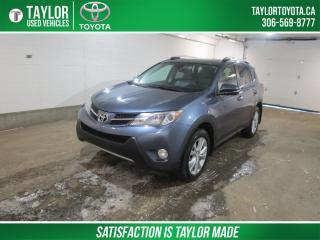 Used 2013 Toyota RAV4 LIMITED  for sale in Regina, SK