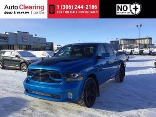 Used 2018 RAM 1500 SPORT for sale in Saskatoon, SK