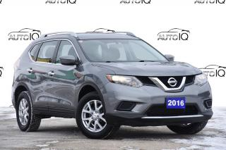 Used 2016 Nissan Rogue LOW KM'S | BLUETOOTH | AWD for sale in Kitchener, ON