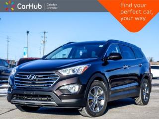 Used 2016 Hyundai Santa Fe XL 7 Seater Bluetooth Heated Front Seats Keyless Entry Power windows Alloy Rims for sale in Bolton, ON