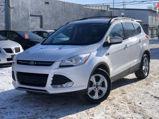 Used 2016 Ford Escape AWD, HEATED FRONT SEATS, BACKUP CAMERA & MORE for sale in Saskatoon, SK