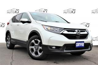 Used 2017 Honda CR-V EX-L AWD SUNROOF LEATHER HEATED SEATS for sale in Hamilton, ON