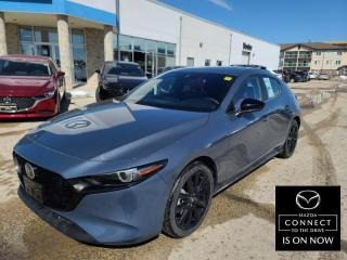 New 2021 Mazda MAZDA3 Sport GT w/Turbo i-ACTIV - Navigation for sale in Steinbach, MB