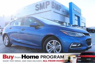 Used 2018 Chevrolet Cruze LT- RS Pkg, 6Speed Manual, Sunroof, Heated Seats, Back Up Camera for sale in Saskatoon, SK