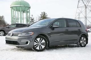 Used 2017 Volkswagen Golf e-Golf Comfortline DRIVE ELECTRIC! for sale in Stittsville, ON