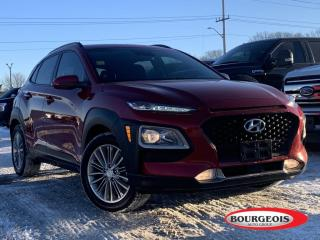 Used 2019 Hyundai KONA 2.0L Luxury LEATHER HEATED SEATS/ STEERING for sale in Midland, ON
