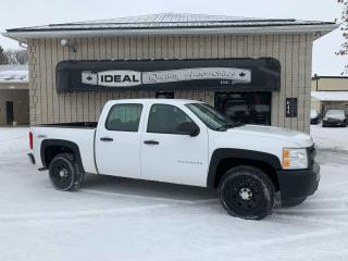 Used 2011 Chevrolet Silverado 1500 WT for sale in Mount Brydges, ON