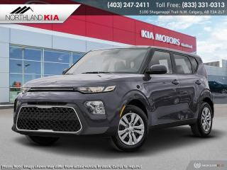 New 2021 Kia Soul LX for sale in Calgary, AB