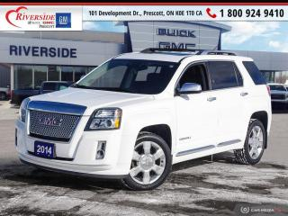Used 2014 GMC Terrain Denali for sale in Prescott, ON