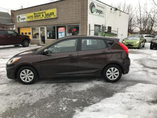 Used 2015 Hyundai Accent LE for sale in St. Catharines, ON