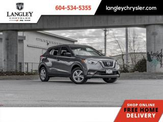 Used 2019 Nissan Kicks S FWD  Accident Free/ Backup/ Bluetooth/ Locally Driven for sale in Surrey, BC