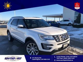 Used 2017 Ford Explorer Limited PENDING SALE for sale in Leamington, ON