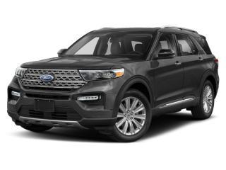 New 2021 Ford Explorer XLT for sale in Tilbury, ON