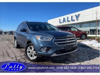 Used 2018 Ford Escape SEL, Moonroof, Nav, Leather!! for sale in Tilbury, ON