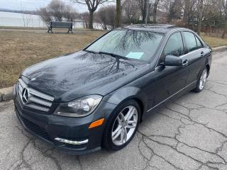Used 2013 Mercedes-Benz C-Class for sale in Roxboro, QC