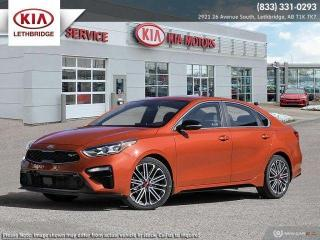 New 2021 Kia Forte GT Limited for sale in Lethbridge, AB