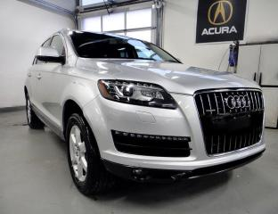 Used 2010 Audi Q7 ONE OWNER,0 CLAIM.WELL MAINTAIN for sale in North York, ON