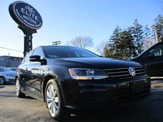 Used 2016 Volkswagen Jetta Sedan 1.4 TSI AUTOMATIC|BACK-UP CAM|WARRANTY AVAILABLE for sale in Burlington, ON
