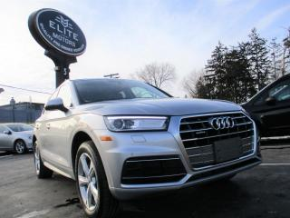 Used 2018 Audi Q5 2.0 TFSI quattro Progressiv S tronic for sale in Burlington, ON