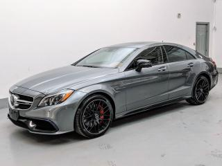 Used 2017 Mercedes-Benz CLS-Class 4dr Sdn AMG CLS 63 S for sale in Toronto, ON