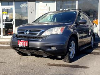 Used 2011 Honda CR-V 4WD 5dr EX-L for sale in Bowmanville, ON
