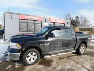 Used 2017 RAM 1500 SXT | One Owner | RAM SPORT HOOD for sale in St. Thomas, ON