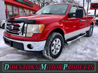 Used 2009 Ford F-150 XLT 4WD SUPERCREW for sale in London, ON