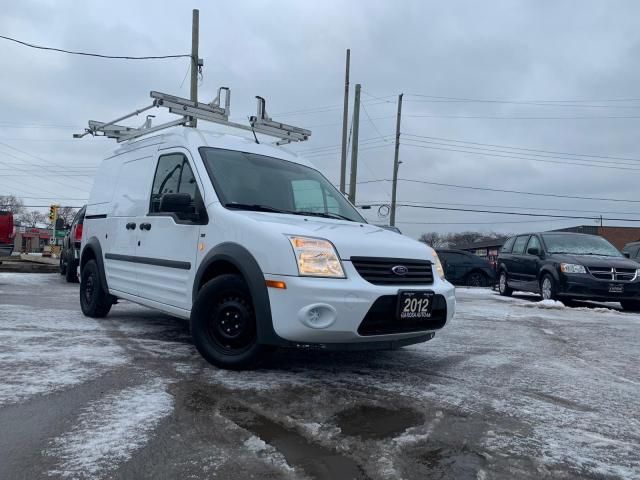 "2012 Ford Transit Connect 114.6"" XLT  LOW KM LADDER RACK SHILVES SAFETY CRUI"