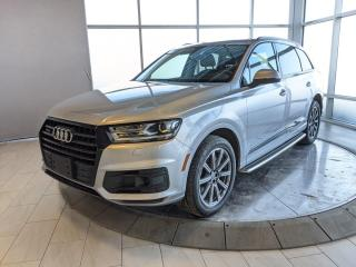 Used 2018 Audi Q7 No accidents - Low Mileage! for sale in Edmonton, AB