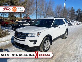Used 2018 Ford Explorer EXPLORER; AWD, A/C, BACKUP CAMERA, 7 PASSENGER, BLUETOOTH for sale in Edmonton, AB
