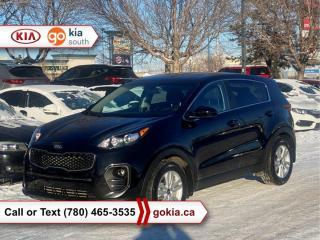 Used 2018 Kia Sportage LX;LOW KMS!! HEATED SEATS, A/C, BACKUP CAMERA, 3M, BLUETOOTH for sale in Edmonton, AB