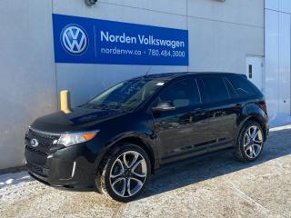 Used 2014 Ford Edge SPORT 4WD - LEATHER / SUNROOF for sale in Edmonton, AB