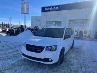Used 2019 Dodge Grand Caravan SXT PLUS/STOWANDGO/DVD/UCONNECT/POWERSEAT for sale in Edmonton, AB