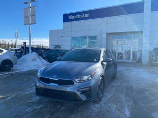 Used 2021 Kia Forte EX PLUS/SUNROOF/HEATEDSEATS/BACKUPCAM for sale in Edmonton, AB