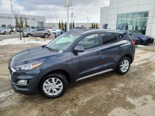 New 2021 Hyundai Tucson PREFERRED AWD:APPLE CARPLAY/PROXY KEY/SAFETY PKG/HEATED SEATS AND STEERING for sale in Edmonton, AB