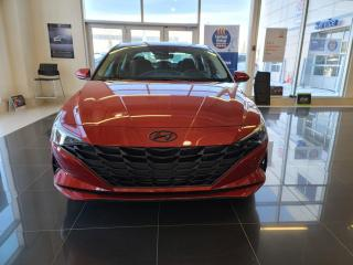 New 2021 Hyundai Elantra PREFERRED: WIRELESS APPLE CARPLAY/SAFETY PKG/HEATED SEATS/BACK UP CAMERA for sale in Edmonton, AB