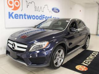 Used 2017 Mercedes-Benz GLA GLA 250 | 4Matic AWD | Heated Leather | No Accidents | Sunroof for sale in Edmonton, AB